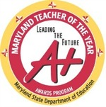Image Maryland Teacher of the Year Logo