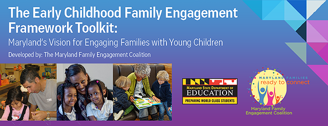 the early childhood family engagement framework toolkit
