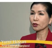 Image, Maryland First Lady Yumi Hogan Discusses her Fall student Art exhibit