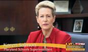 Image Dr Karen Salmon State Superintendent of Schools- School Safety Statement Video