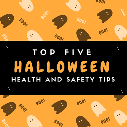 Top Five Halloween Tips