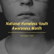 November homeless Month