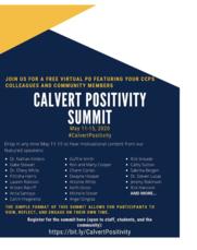 Calvert positivity