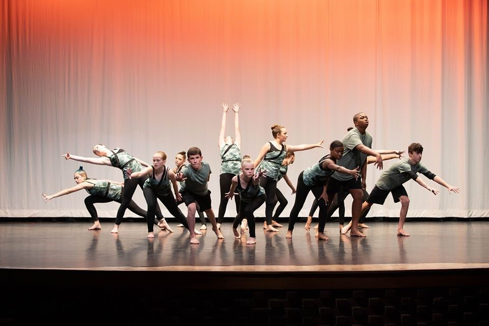 Art of Dance: High School Students And Middle School Students Earn All-County Dance Honors