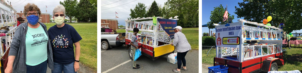 Dorchester County Book Buggy