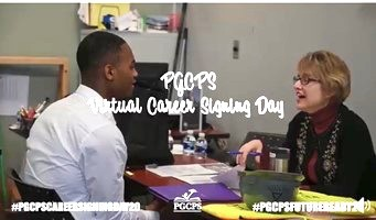 Prince George's County Public Schools (PGCPS) celebrate Career and College Signing Days!