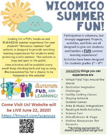 Wicomico County Summer Fun