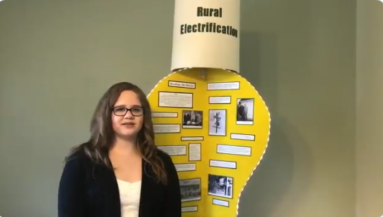 Garrett County student Laura Huelskamp, Gold Medal Winner