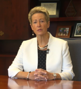 Karen B. Salmon, Ph.D., State Superintendent of Schools