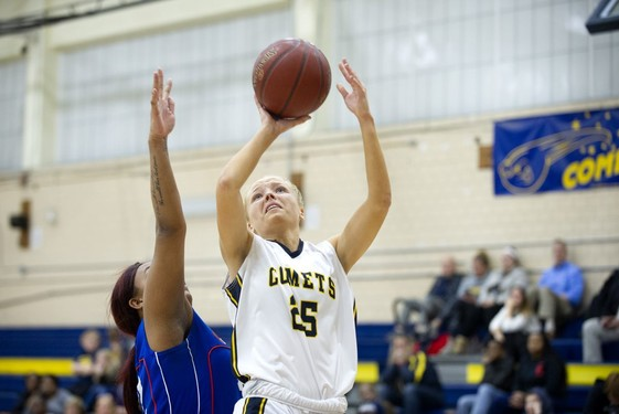 Three-sport athlete Kolby Weedon is Catonsville/Arbutus Times Female co-Athlete of the Year