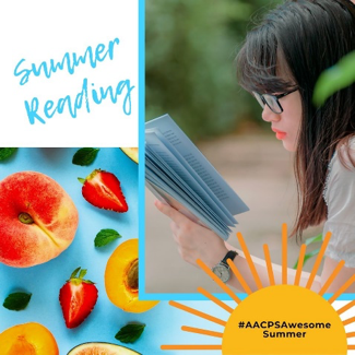 2020 Anne Arundel County Public School Summer Reading