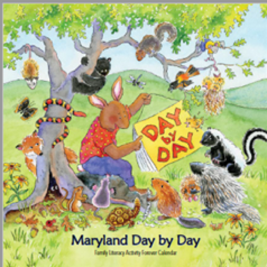 Maryland Day by Day Poster