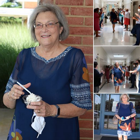 Dr. Sherry Sutton, Talbot County Public Schools Send Off