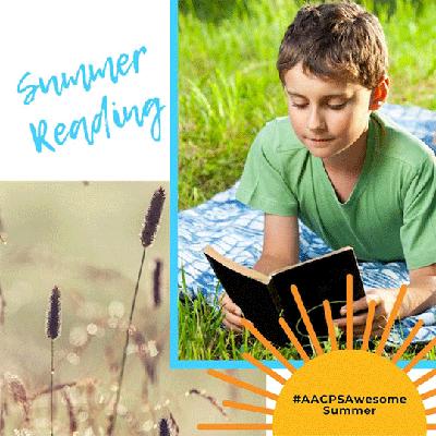 2020 Anne Arundel County Public School Summer Reading