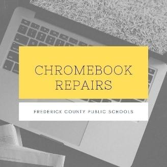 Frederick County Public Schools Chromebook repairs