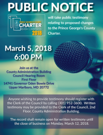 Charter review