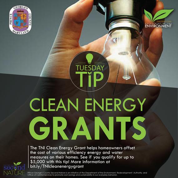TT Clean Energy Grants Insta