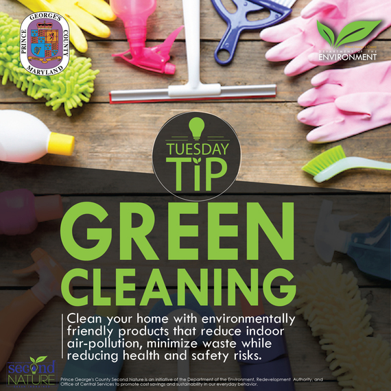 Green Clean Tues Tip insta