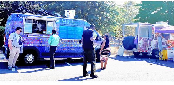 Food Truck Hub in Largo