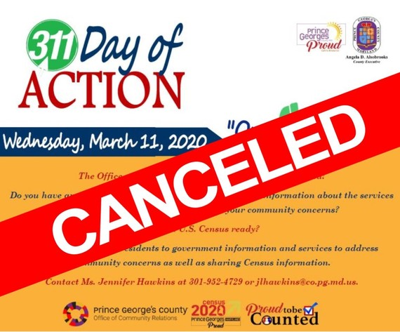 311 Day of Action