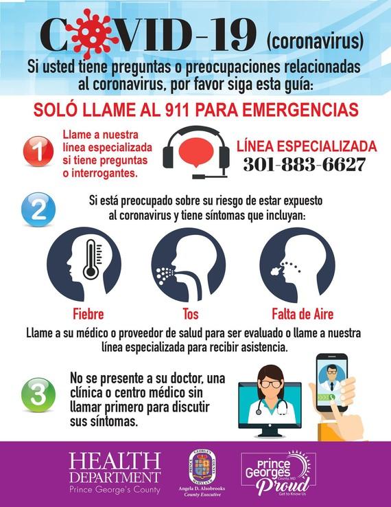Hotline Spanish