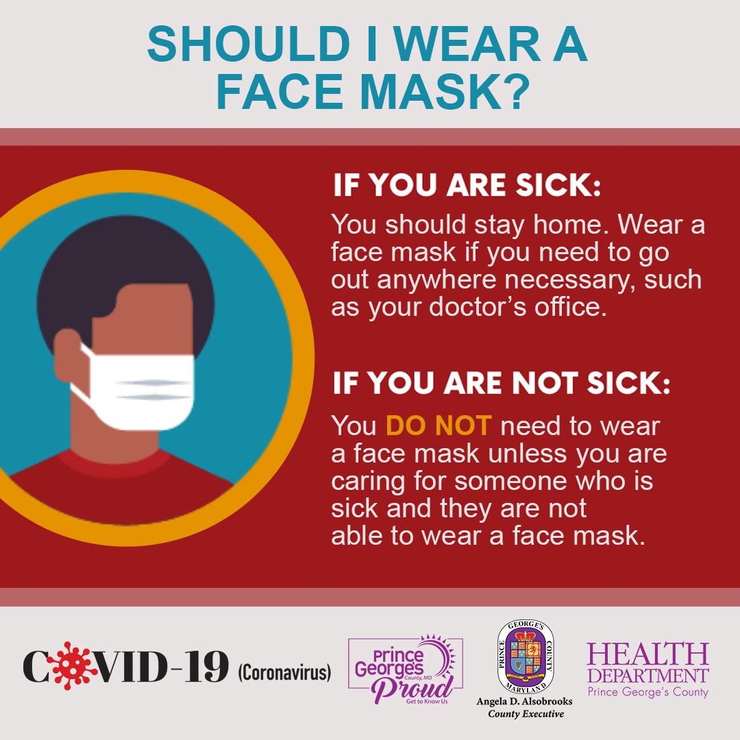 Face Mask English