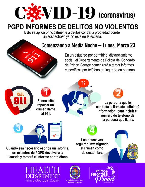 PGPD Spanish