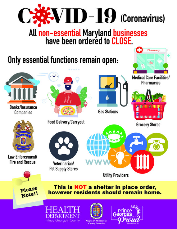 Essential Businesses English
