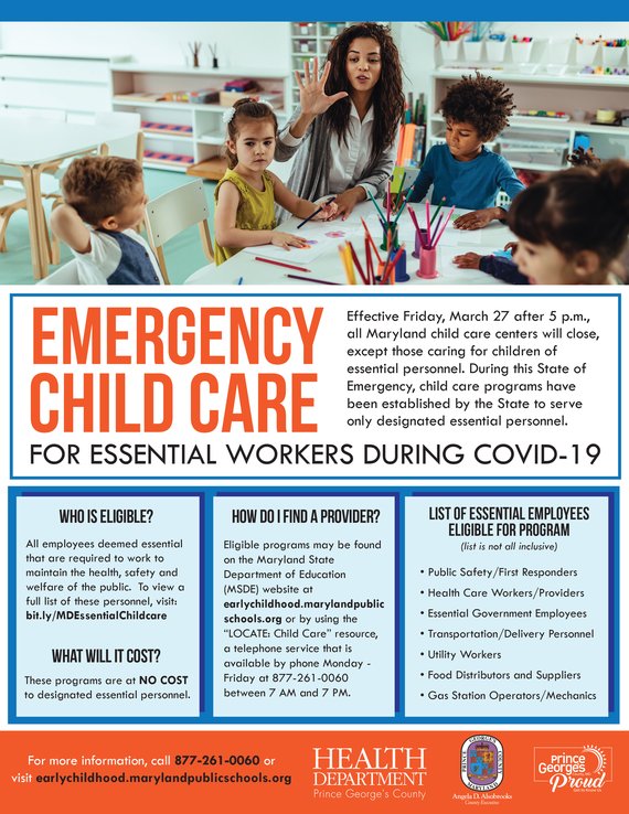Child Care English