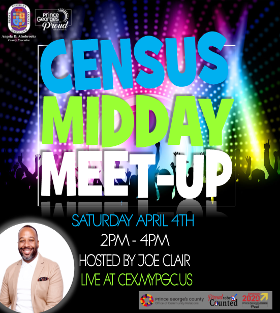 Census Midday Meet-Up