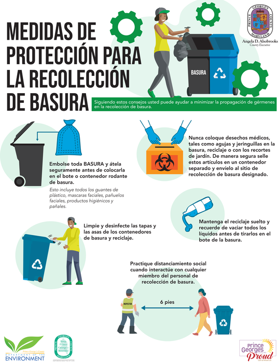 Waste Collection Spanish