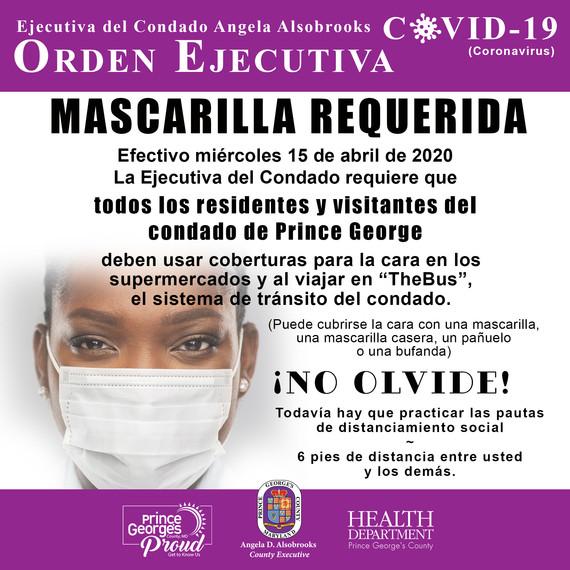 Exec Order Spanish