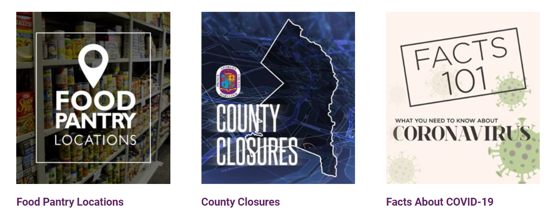 County Government Updates