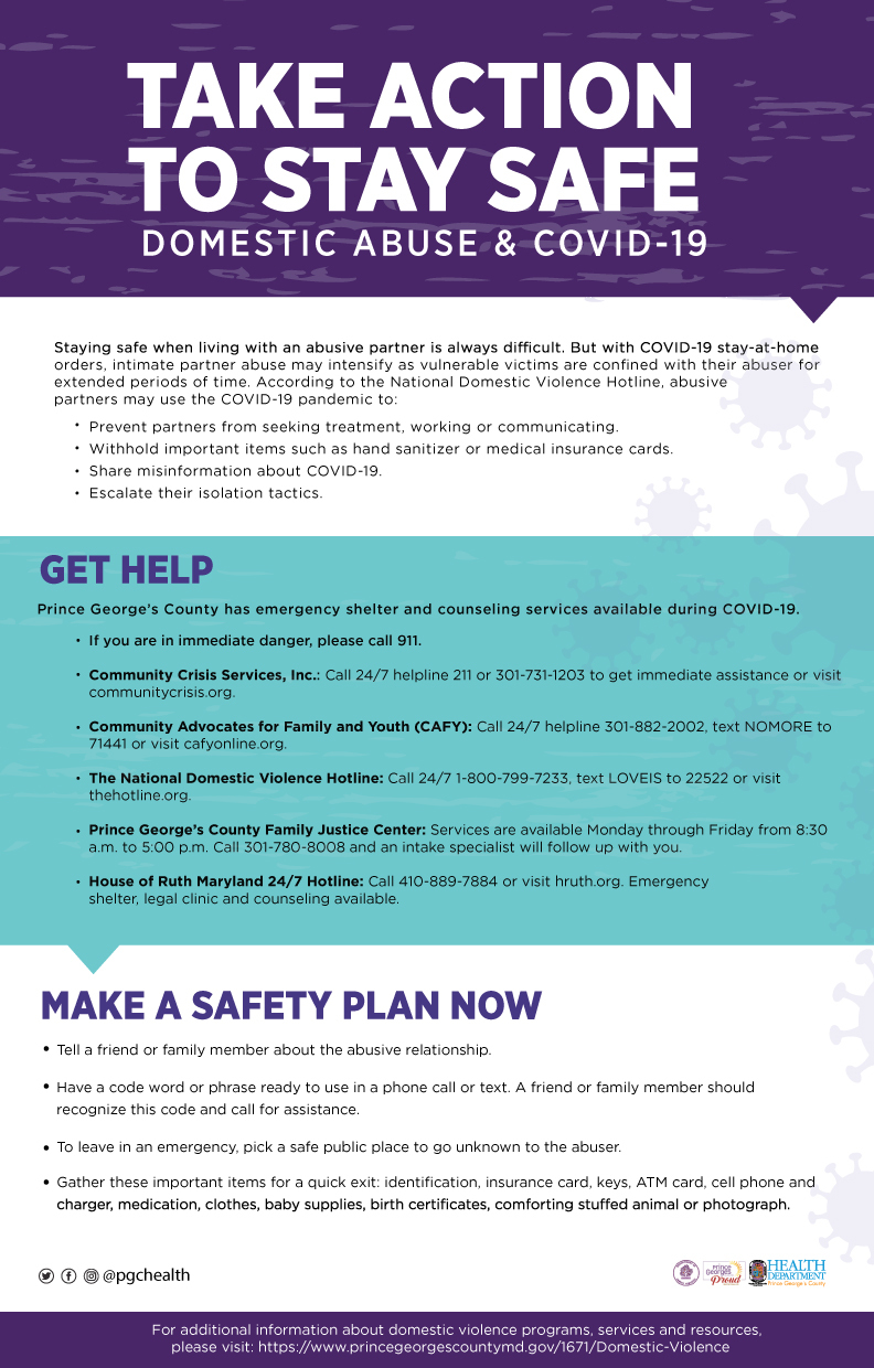 Domestic Violence Resources