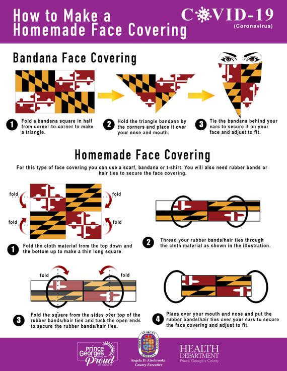 DIY Face Coverings