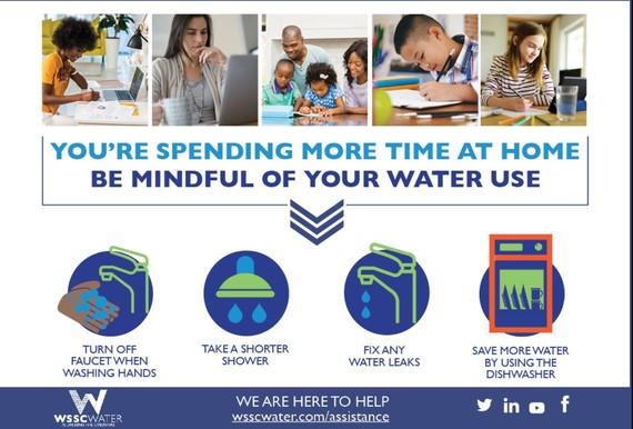 WSSC Water Tips