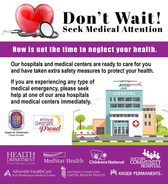 Hospitals Message