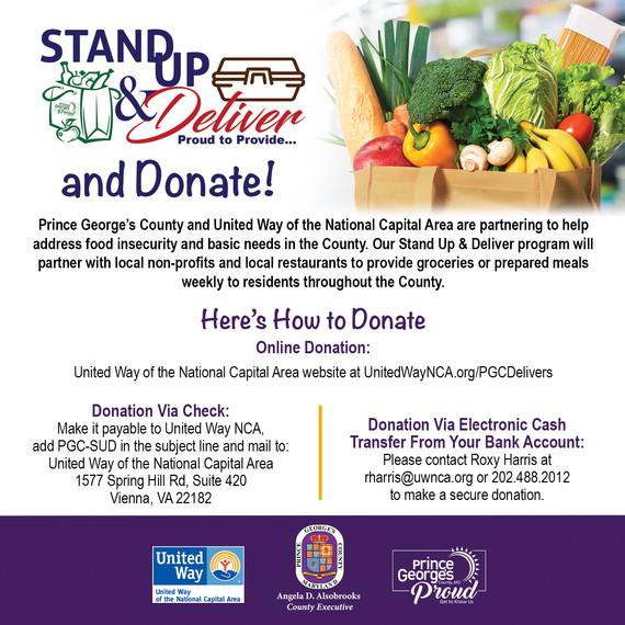 SUD Donations