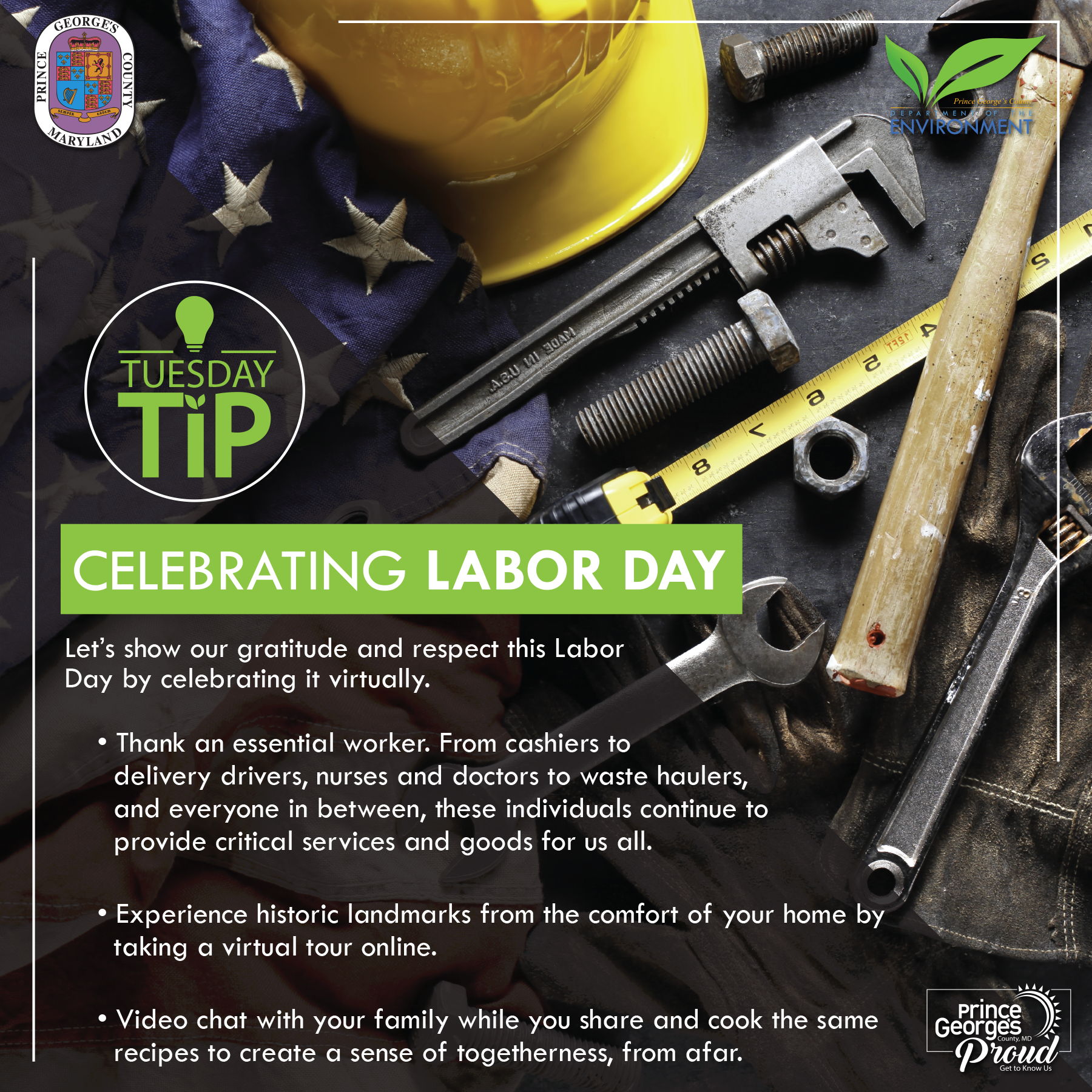 Tues tip 9.1.20 Labor Day eng