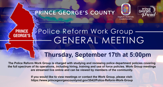 Police Reform Work Group