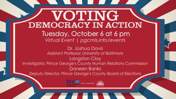 Voting - Democracy in Action