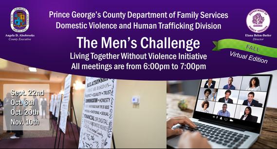 Men's Challenge Initiative