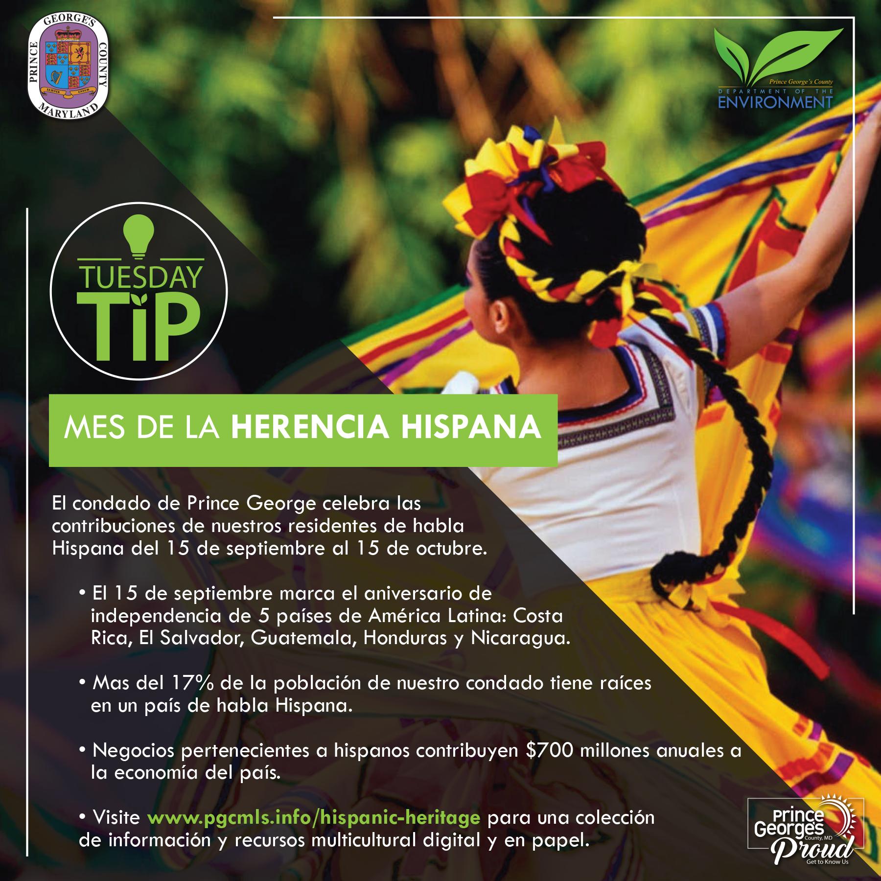 Tues Tip 10.13.20 Hispanic month sp
