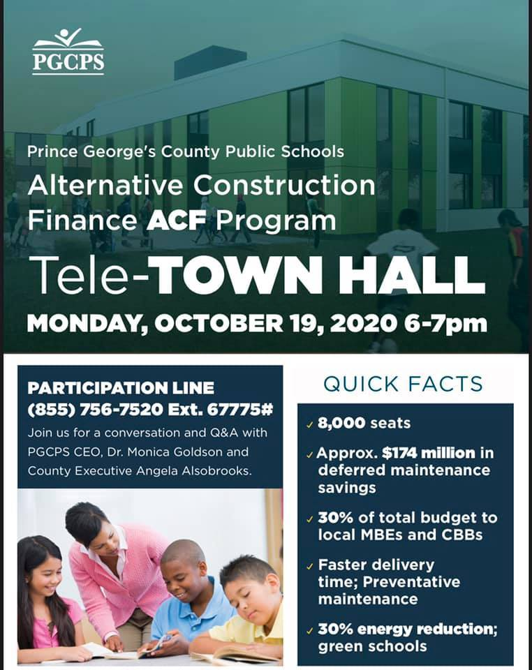 PGCPS Town Hall