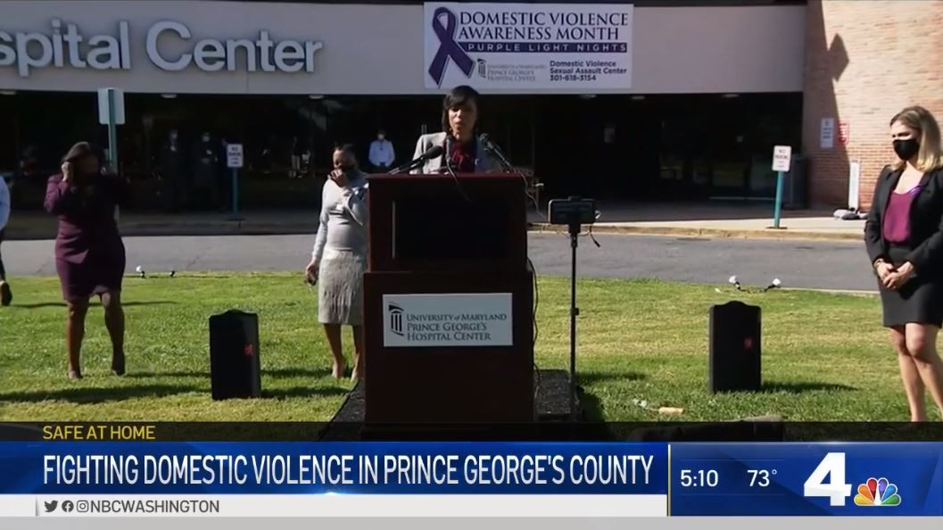 Domestic Violence NBC4