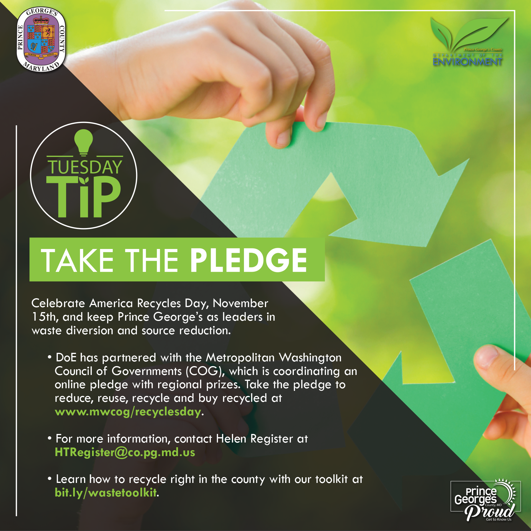 Tues tip 11.10.20 take the pledge eng