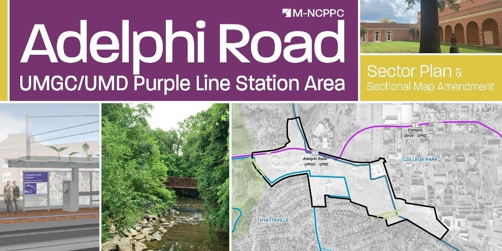 Adelphi Road Purple Line