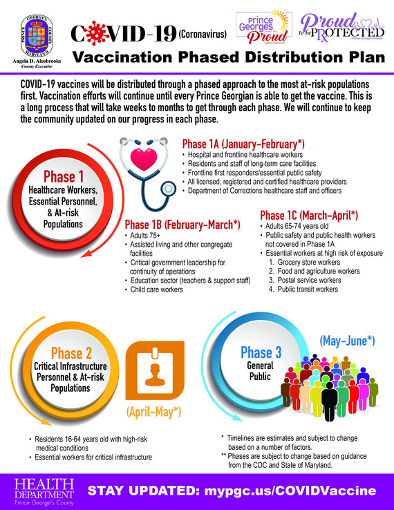 Vaccine Phases Graphic