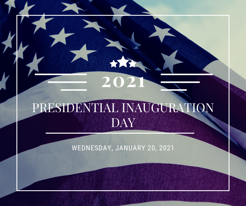 2021 Presidential Inauguration Day