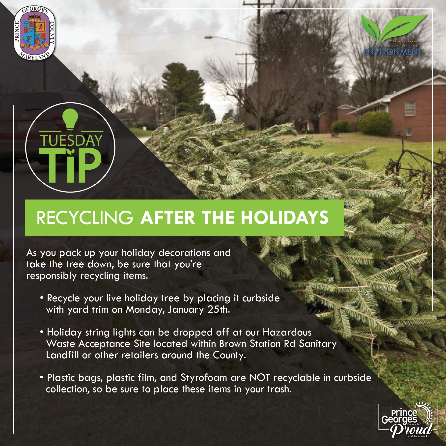 Tues tip 1.19.21 Recycling after holidays eng